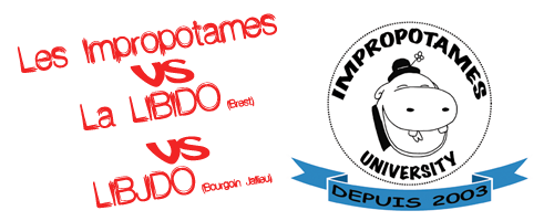 Impropotames VS LIBJDO (Bourgoin-Jallieu) vs LIBIDO (Brest)