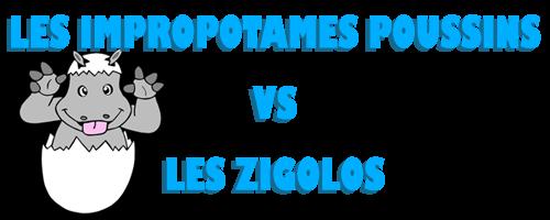 Match Impropotames poussin vs Les Zygolos